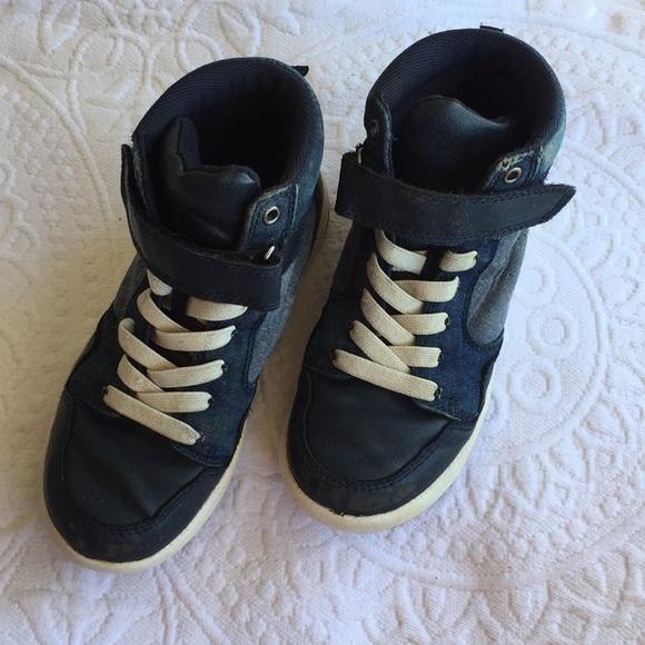 H\u0026M Shoes | Hm Kids Hightop Boys Shoe
